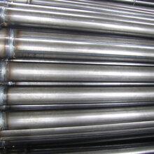重庆忠县钳压式声测管价格桥梁桩基声测管厂家图片