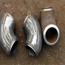 天水20#国标大口径对焊弯头碳钢弯头冲压弯头厂家图片