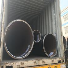 开封DN700L450管线管,L450大口径钢管图片
