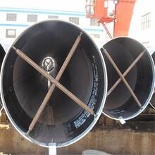 延邊L415直縫雙面埋弧焊管,X60大口徑鋼管圖片