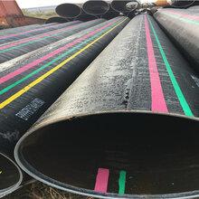 长输管道L450M大口径双面埋弧焊钢管防腐加工定制图片