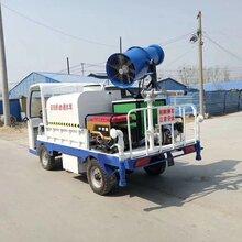 西安電動灑水車生產廠家