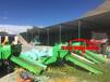 全自动青储打捆机养殖牛羊青储打捆机自动打捆包膜机