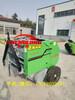 粉碎后小麦秸秆打捆机自动收集秸秆捡拾打捆机