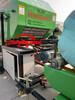 质量三包型青贮打捆包膜机全自动缠网的青贮打包机厂家