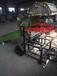 漳州青储牧草打捆包膜机秸秆青贮打包机售后保障