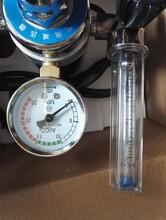 二氧化碳氣表/氣體減壓器/CO2氣表/220V二氧化碳氣體減壓器/二氧化碳氣體流量表圖片