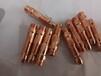 東莞WP-18氬弧焊槍連桿/大朗水冷式氬弧焊機配件/黃江氬弧焊槍