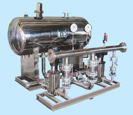 我厂专业生产SXBWP无负压(无吸程)生活(消防)变频恒压给水成套设备