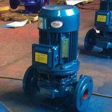 40-200(I)管道離心泵IRG型立式熱水(高溫)循環泵-單級單吸熱水管道離心泵圖片