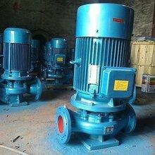 IRG型熱水循環泵IRG40-200(I)-5.5KW型管道泵單級單吸管道離心泵系列圖片