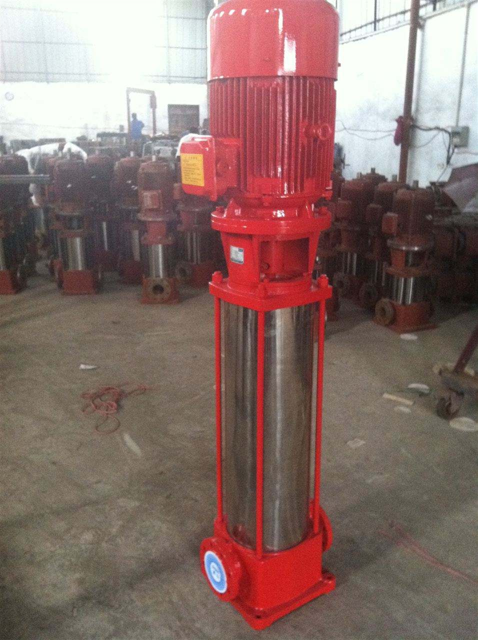 室外地下消火栓(SA型)1 100 SA100/65-1.0价格_室外地... -广材网