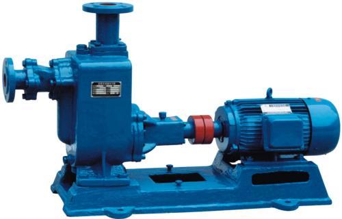 玉林水泵厂家专业生产:ZW300-800-14型自吸式无堵塞排污泵