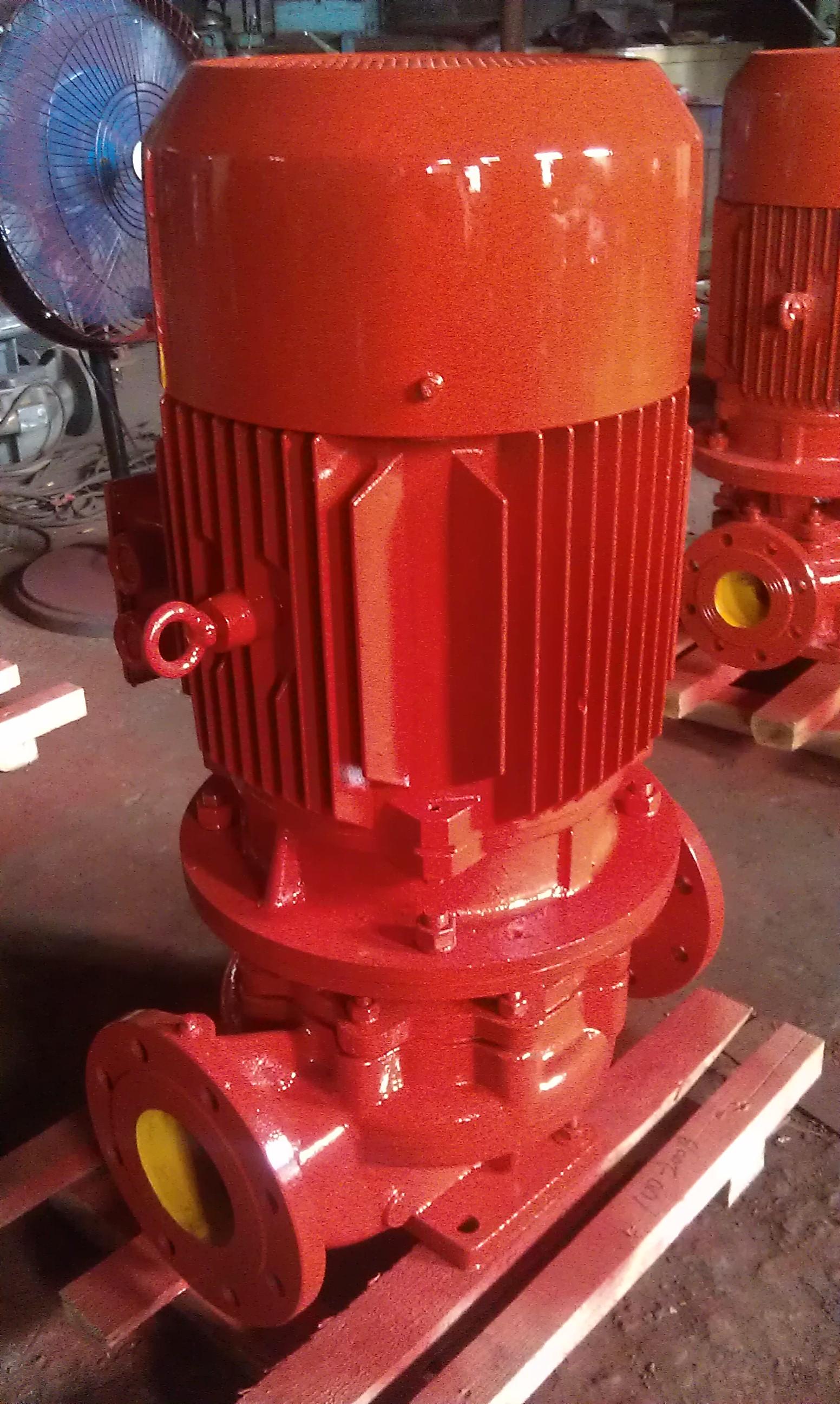 一对一AB签:XBD14.0/30G-L立式单级消防泵选型140米-90千瓦新标产品