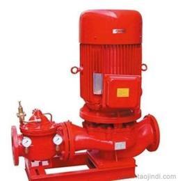 CCCF消防泵厂家直供:XBD8.0/60G-HY型立式单级恒压切线消防泵(3C认证带AB签)选型