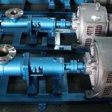 螺桿泵廠家直供:135-1G型單螺桿泵(可輸送達150度高溫介質)圖片