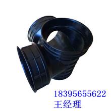 潍坊欣腾达HDPE增强缠绕B型管(克拉管)波纹管/pe管厂家图片