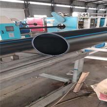 青島(農村改水用)鋼絲網骨架復合管國標PE管材圖片