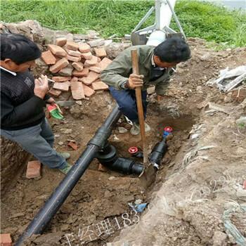 淄博钢丝网pe管(聚乙烯复合管)小区绿色环保管材