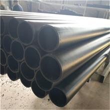 鹤岗市钢丝网骨架复合管聚乙烯管材生产图片