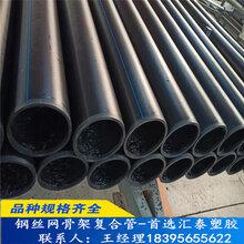 烏蘭察布直徑75pe鋼絲網塑料復合管給您更好的售后