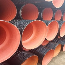 咨詢:杭州HDPE雙壁波紋管工業園供水