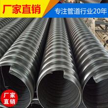 营口HDPE钢带增强螺旋波纹管DN400厂家品牌图片