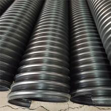 扬州聚乙烯钢带波纹管电力管等型号全库存大图片
