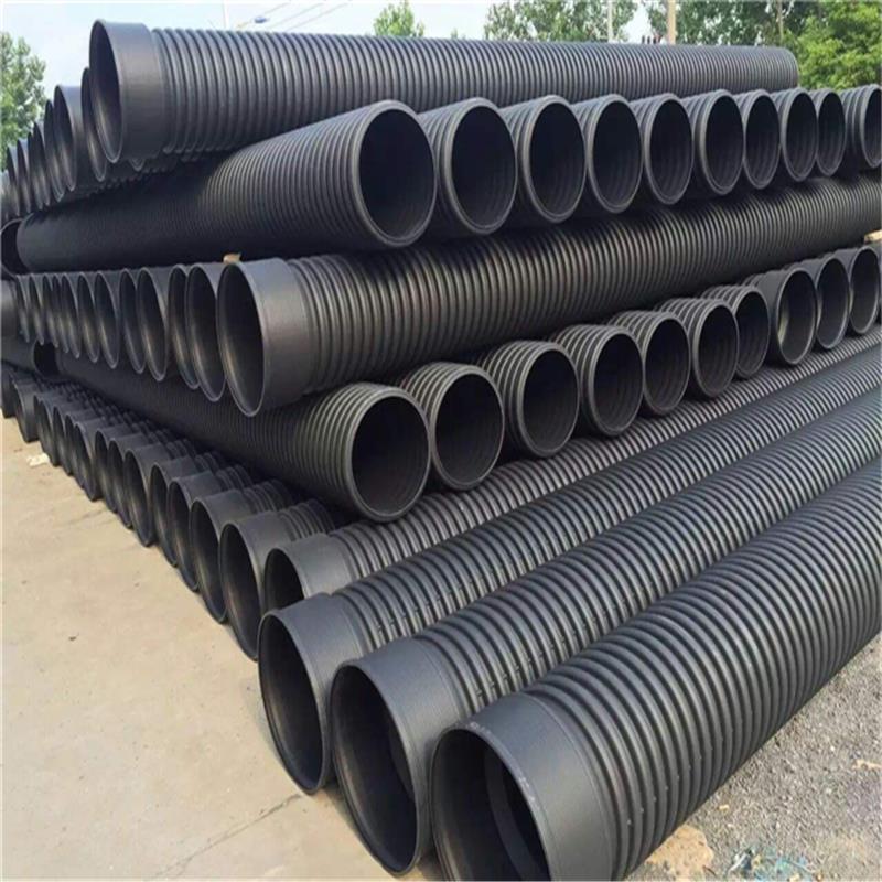 阜新聚鋼帶波紋管10kn用心做產品