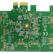高密度多層PCB電路板過孔設計工藝圖片