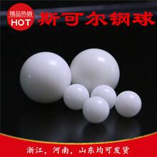 POM实心塑料球直径2.788mm3.175mmG0-G3白色滚珠图片