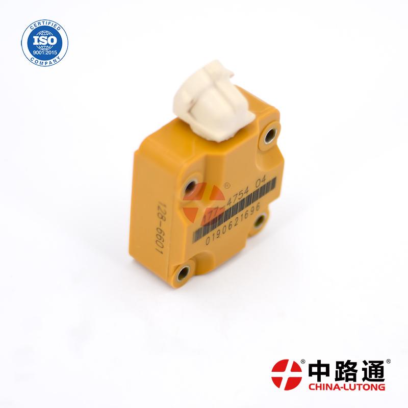 卡特3126B电磁阀128-6601挖掘机喷油器配件