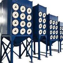 安达脉冲式高效覆膜滤筒除尘器HR2/3滤筒除尘器设计处理风量,高效脉冲除尘器过滤精度