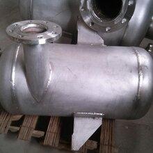 供应25L不锈钢储气罐小型储气罐批?#30475;?#27668;桶除尘器分气箱安达储气罐厂家直销图片