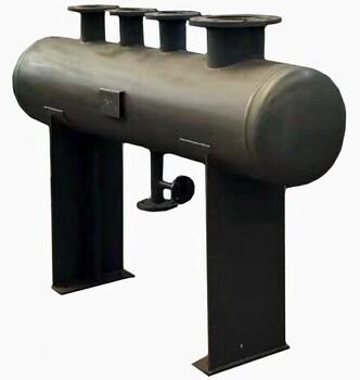 山东安达D325暖通空调分集水器生产厂家空调分水器