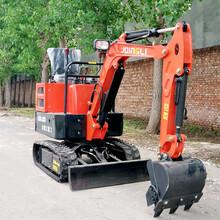 江蘇小松小型挖掘機型號圖片