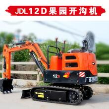 聊城12小型挖掘机室内施工微型挖掘机价格表小勾机报价图片