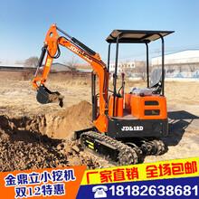 山東棗莊微型挖掘機型號圖片