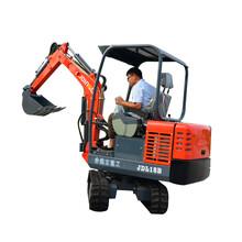 河北唐山小型挖掘机价格及型号图片