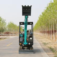 醴陵全新微小型挖掘机工作视频图片