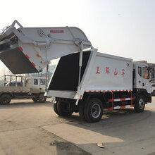 10方东风D9压缩式垃圾车厂家最新图片参数多少钱