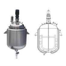 亿德利供应优质不锈钢300L~10000L结晶罐/种子罐/发酵罐图片