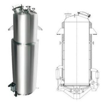 直筒型多功能提取罐