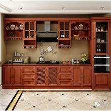 武汉老旧小区厨房改造就选零甲醛防水全铝橱柜衣柜图片