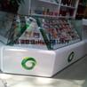 新款烟草展示柜钢化玻璃展示柜木质高柜烟酒柜批发零售厂家直销