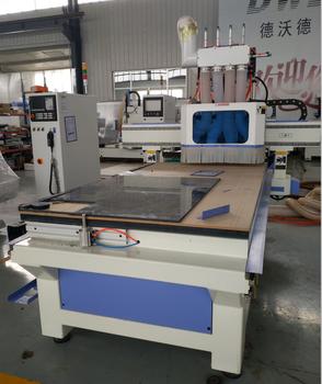 厂家直销河南新乡NM-484P四工序开料机板式家具生产线
