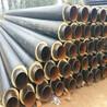 热水输送管道聚氨酯发泡保温钢管