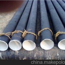 環氧煤瀝青防腐鋼管易于施工成型和成本低價的特點