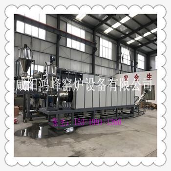 超级电容器电极质料制备反转展转炉