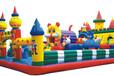 充气蹦床游乐场儿童游乐设备